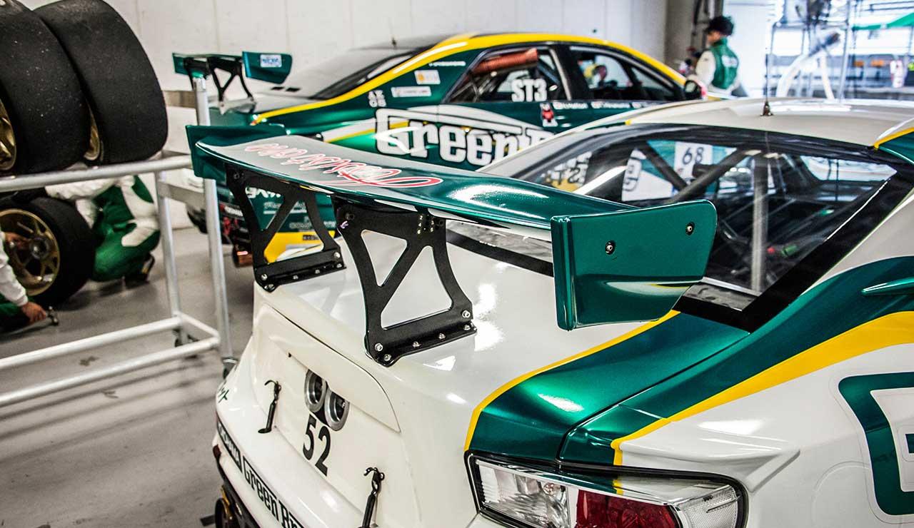 86ZN6スーパー耐久スペックGTウィング